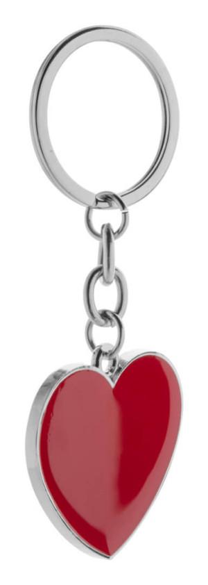 Valentine prívesok na kľúče