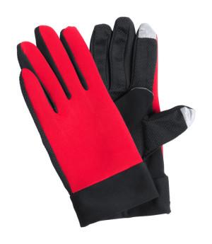 Vanzox dotykové športové rukavice