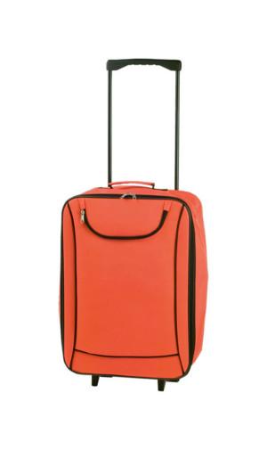 Soch kufrík na kolieskach