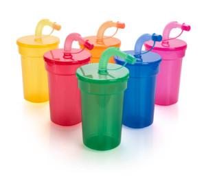 Fraguen uzatvárateľný plastový pohárik