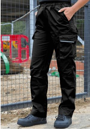 Dámske nohavice Action Trousers