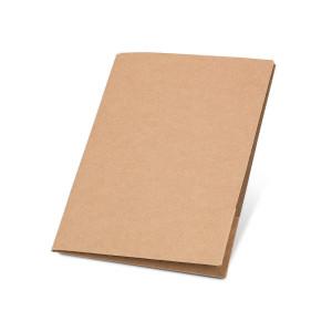 A4 folder. Cardboard 400 g-m2
