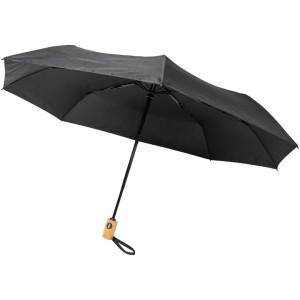 Skladací dáždnik z recyklovaného PET s automatický otváraný