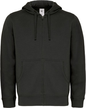 B&C | Mikina s kapucňou na zips Hooded Full Zip / pánska