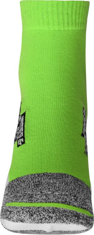 James & Nicholson   Športové ponožky sneaker JN 214 unisex