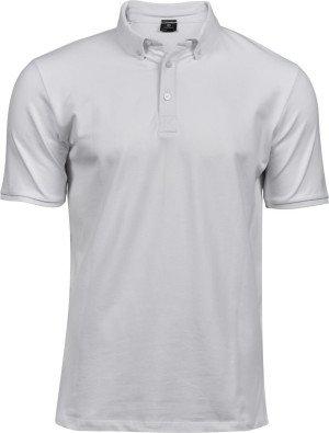 Fashion Luxus Stretch Polo tričko