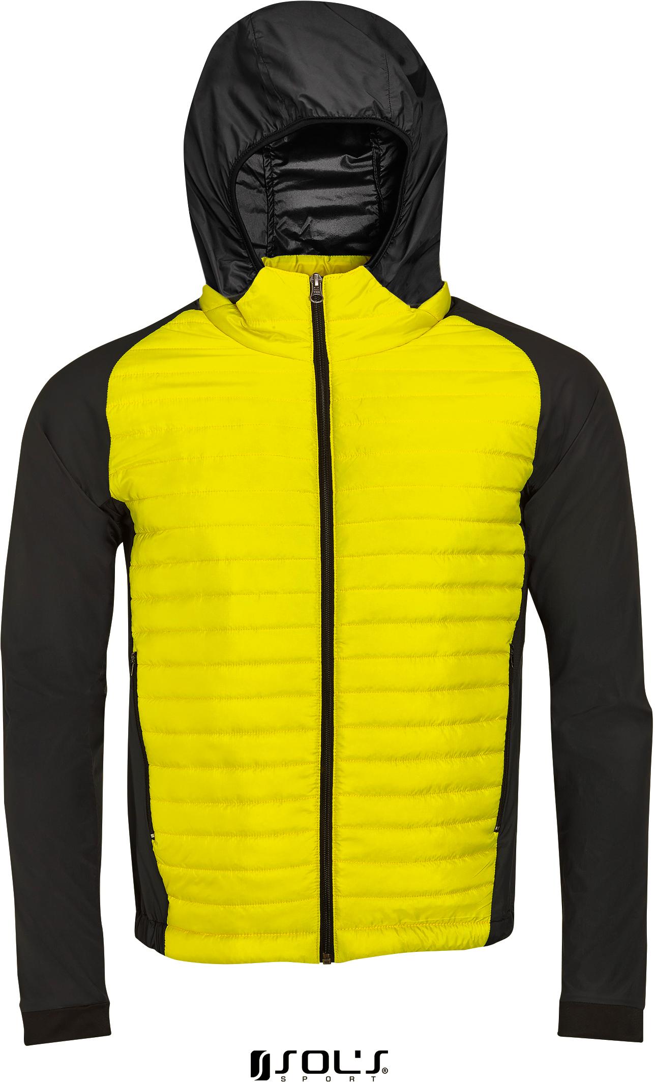 Pánska bežecká páperová bunda