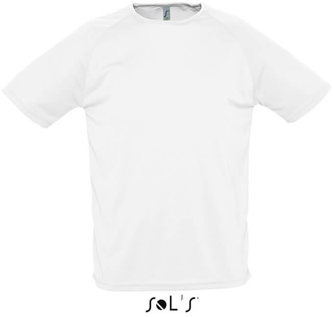 Pánske raglánové tričko