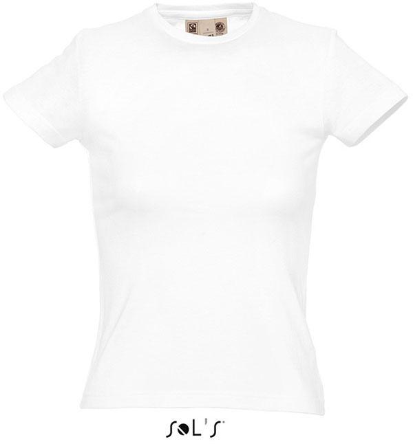 "Damské tričko ""bi-ethic"""