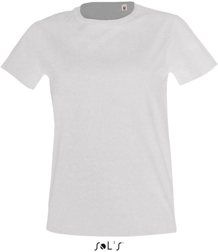 Dámske slim fit tričko