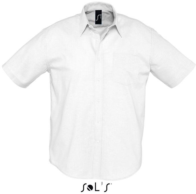 """Brisbane Pánska košeľa s krátkym rukávom """"Oxford"""