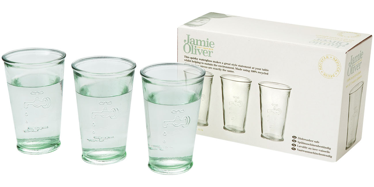 3 poháre na vodu - Reklamnepredmety