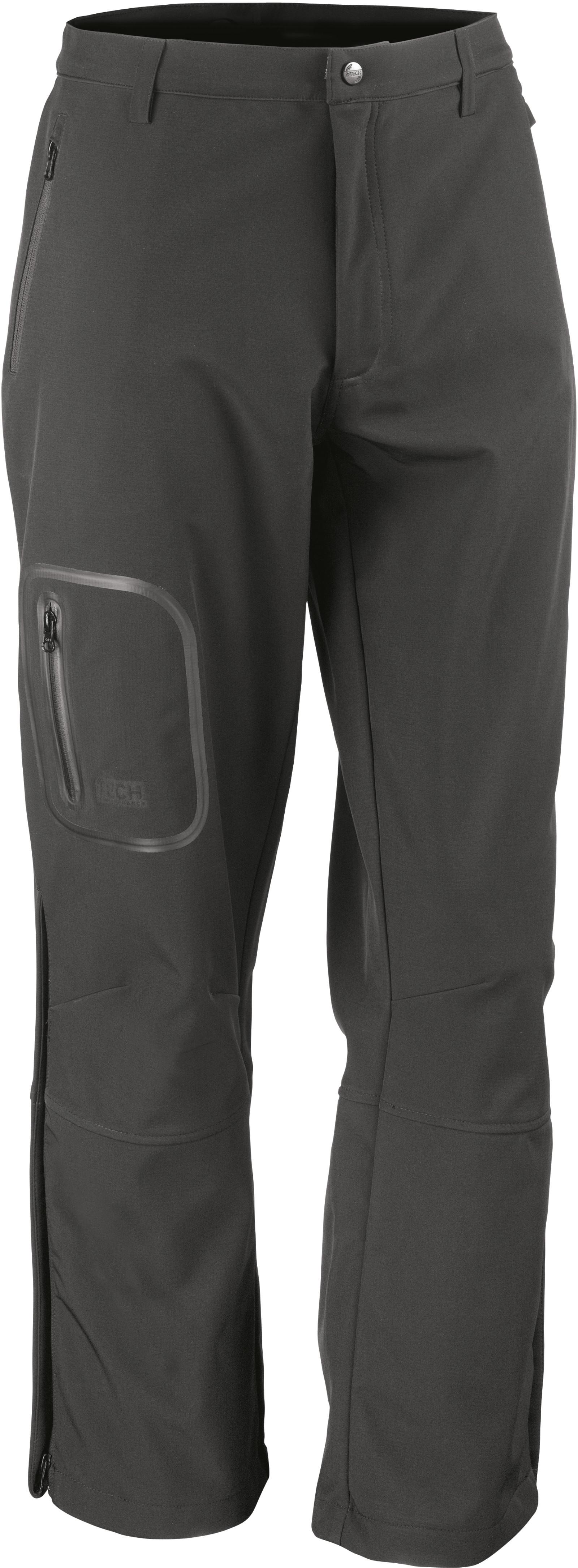 Pánské 3-vrstvové softshellové nohavice