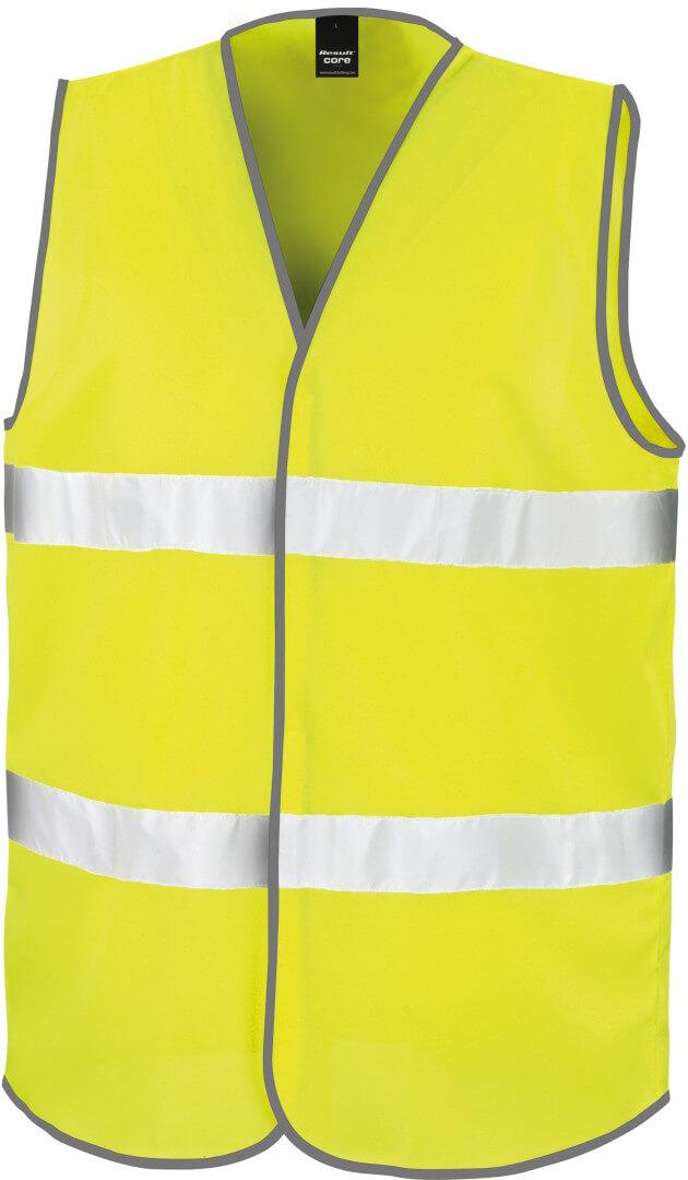 Bezpečnostná vesta pre motoristov EN 471