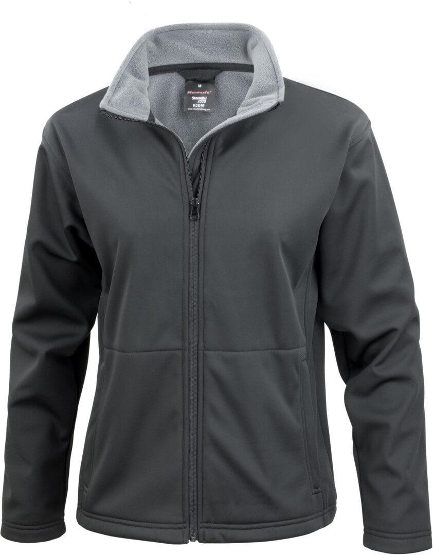 Dámska 3-vrstvová softshellová bunda