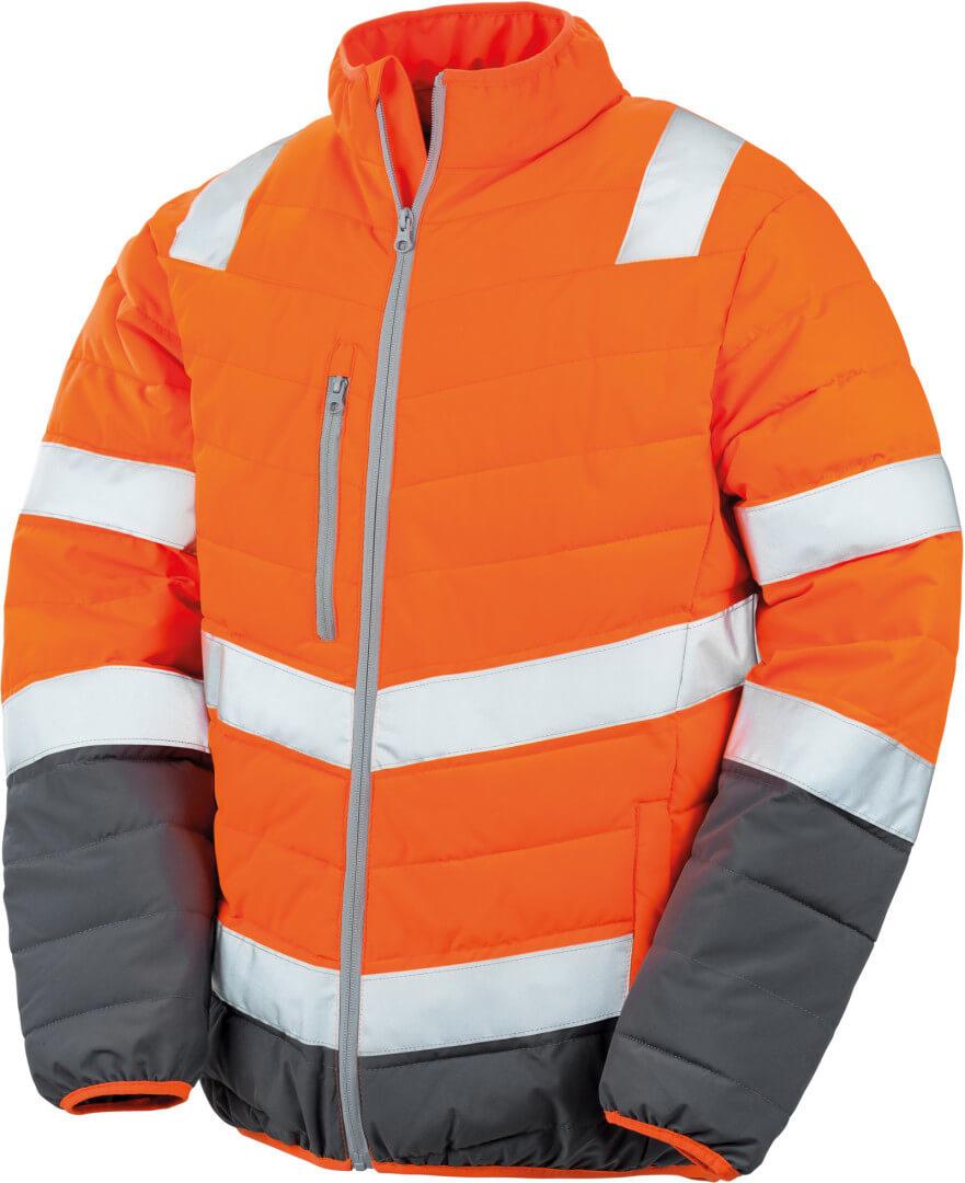 Pánska bezpečnostná bunda