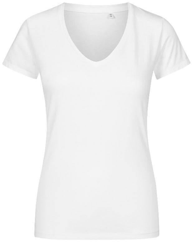 Dámske X.O tričko s V výstrihom
