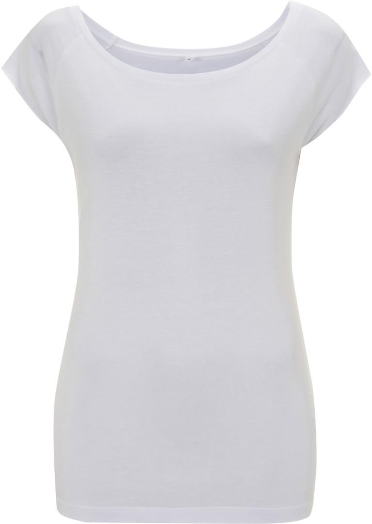Dámske žerzejové raglánové tričko