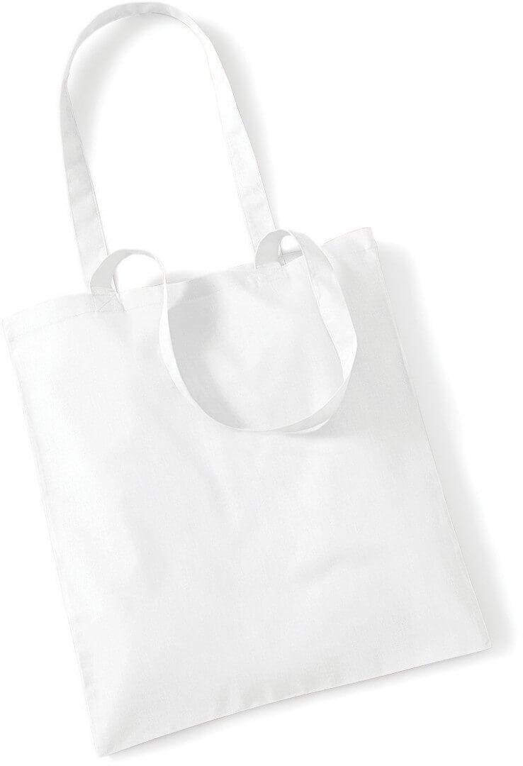 W101 bavlnená taška