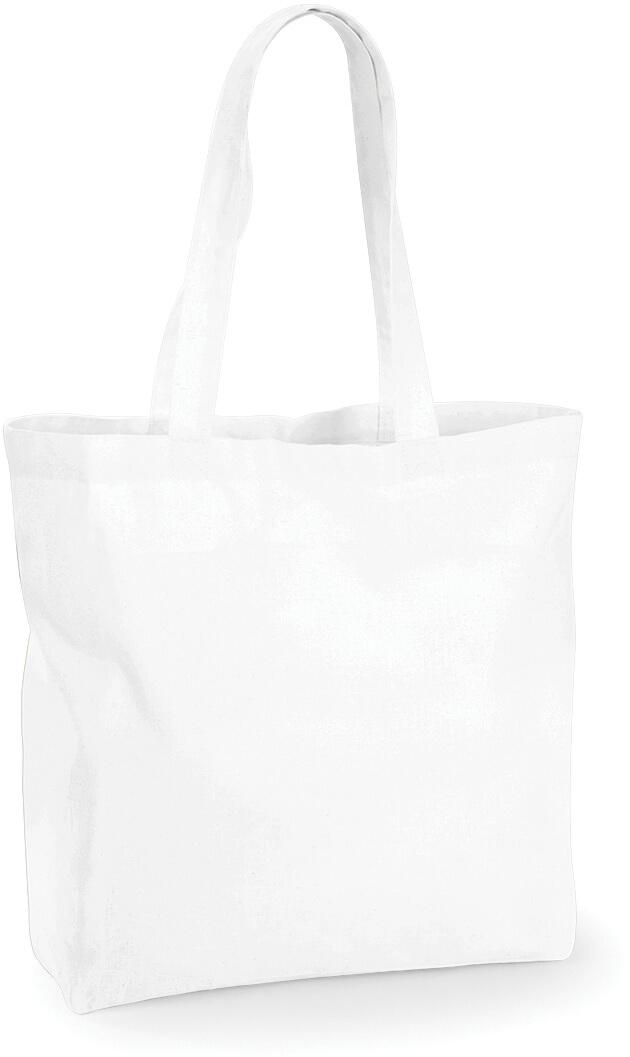 W125 Maxi bavlnená taška
