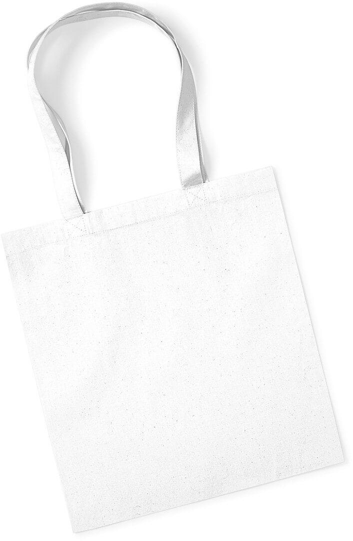 W261 Premium bio bavlnená taška
