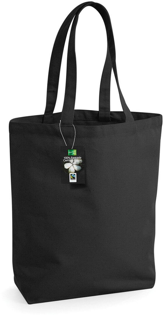 W671 Bavlnená nákupná taška
