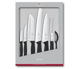 Sada nožov Swiss Classic 7 dielna