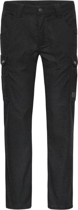 Pracovné cargo nohavice S -Solid-