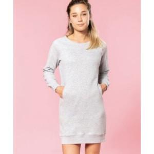 Bio fleece šaty
