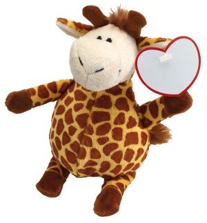 Plyšová žirafa RAFFI