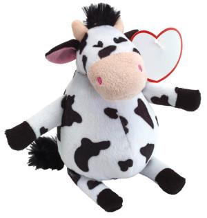 Plyšová krava EDDA