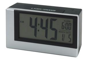 """obrazok Digitálne stolové hodiny """"Smoulder"""" - Reklamnepredmety"""