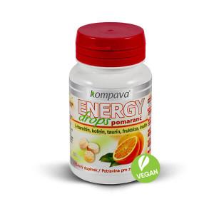 Energy drops 92 g/80 tbl