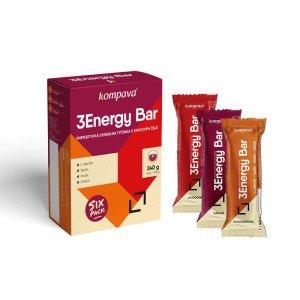3Energy Bar Sixpack