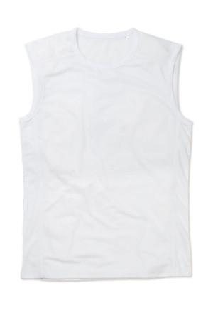 Pánske tričko bez rukávov Active 140