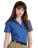 Reklamnepredmety Dámska košeľa Heritage Poplin s kratkými rukávmi