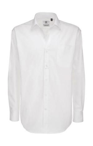 obrazok Pánska košeľa Twill Cotton s dlhými rukávmi - Reklamnepredmety