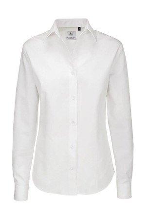 Dámska košeľa Sharp Twill s dlhými rukávmi