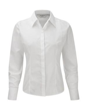 obrazok Dámska košeľa s dlhými rukávmi - Reklamnepredmety