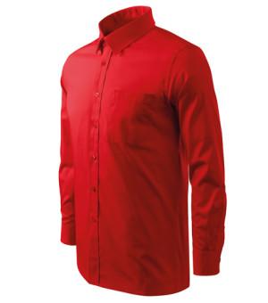 obrazok Košele pánske Shirt long sleeve - Reklamnepredmety