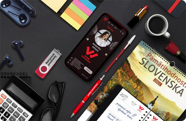 Kancelárske potreby ako perfektné reklamné predmety
