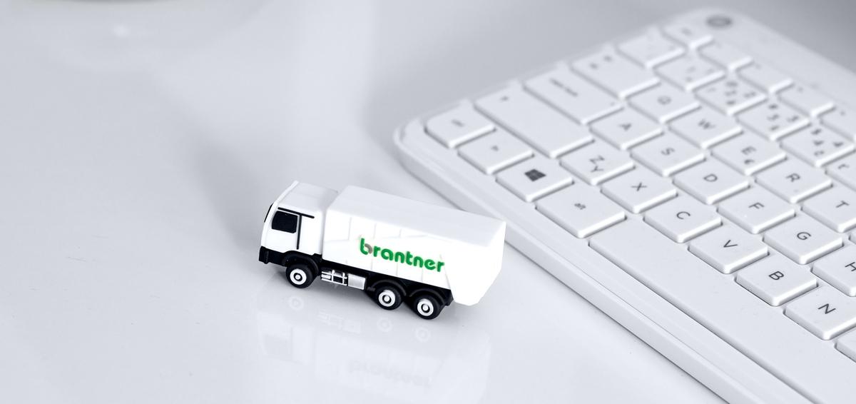 USB ve tvaru nákladního auta? Žádný problém!