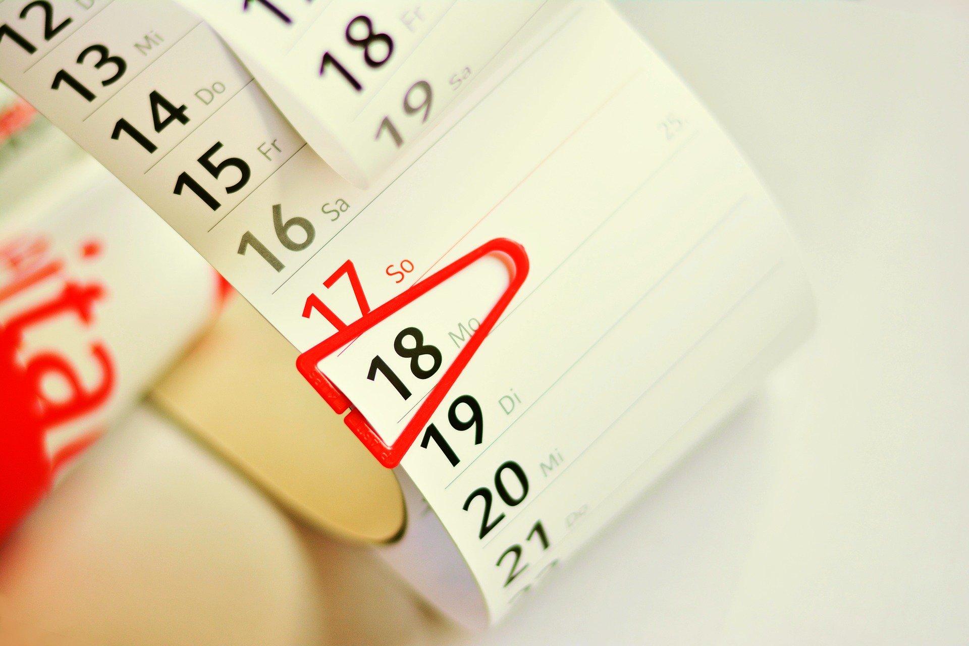 Kalendáre a diáre – naši najlepší spoločníci!