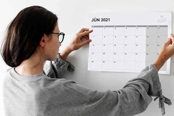 Kalendárium zadarmo na stiahnutie